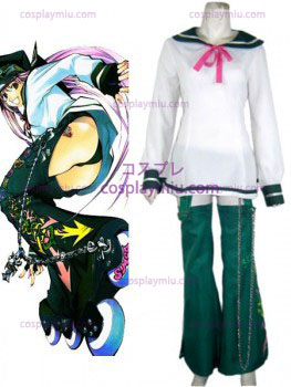 Traje Air Gear Simca Halloween das mulheres de Cosplay