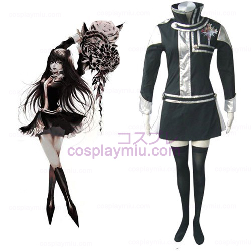 D.Gray-Man Cosplay Lenalee Lee Trajes
