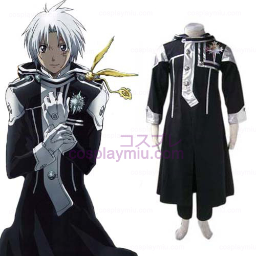 D.Gray Man Allen Walker Cosplay
