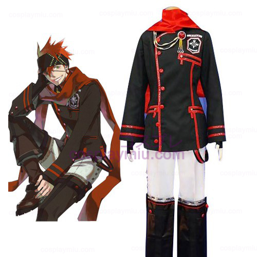 D.Gray Man Cosplay Lavi