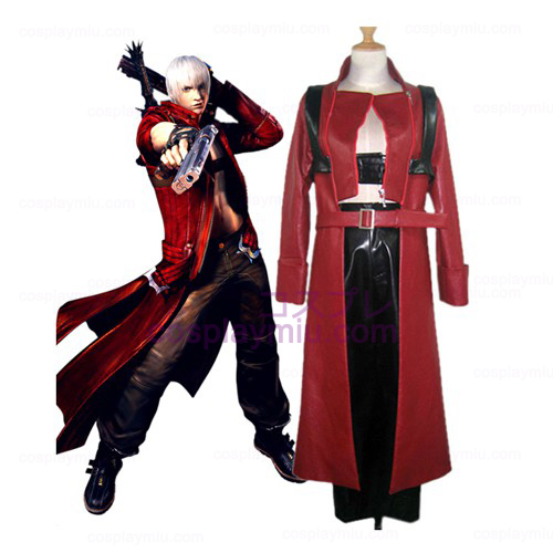 Devil May Cry 3 Dante Cosplay