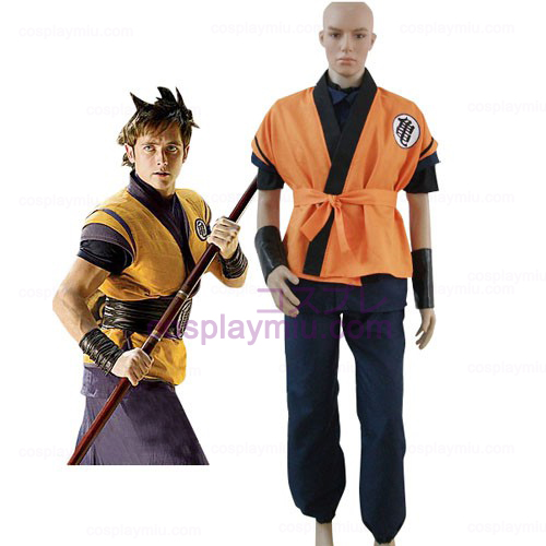 Dragon Ball Filme Cosplay Goku