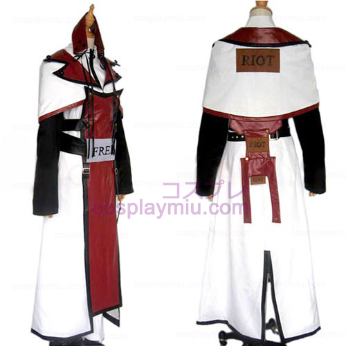 Guilty Gear XX Ordem Sol Cosplay Badguy